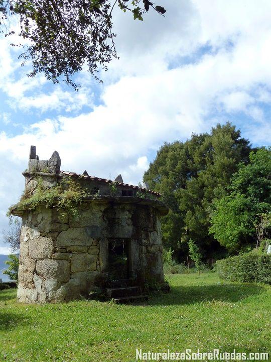 Naturaleza Sobre Ruedas: Un paseo por el Pazo de Lourizán