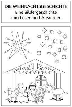 weihnachtsgeschichte weihnachten lesen schule. Black Bedroom Furniture Sets. Home Design Ideas