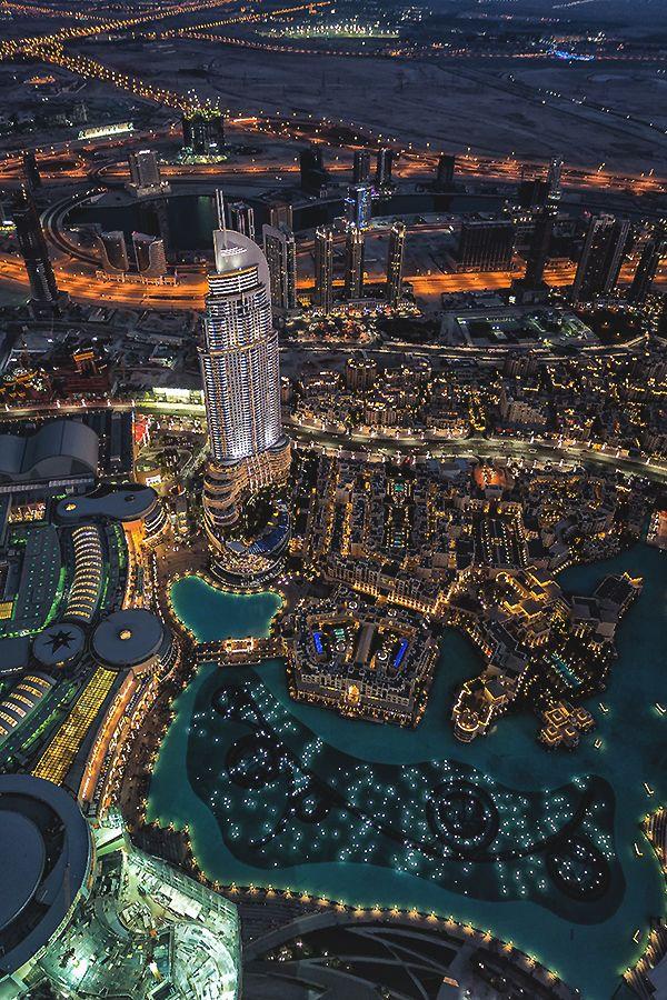 Burj Khalifa Fountain ~World Fam0us~