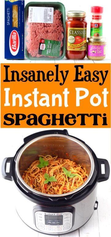 Instapot Ground Beef Recipes Pasta