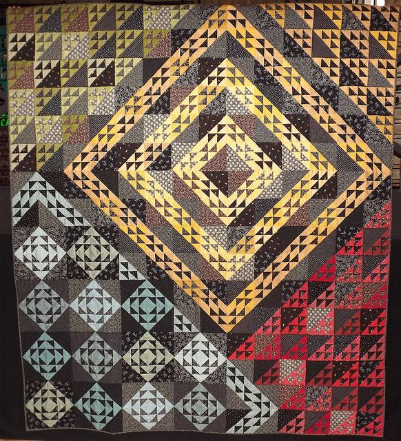 Liftoff Quilt by Piecemeal Quilts, via Flickr | Quilts | Pinterest ... : piecemeal quilts - Adamdwight.com