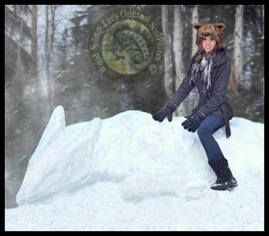 Snow! by Wood-Splitter-Lee.deviantart.com on @DeviantArt