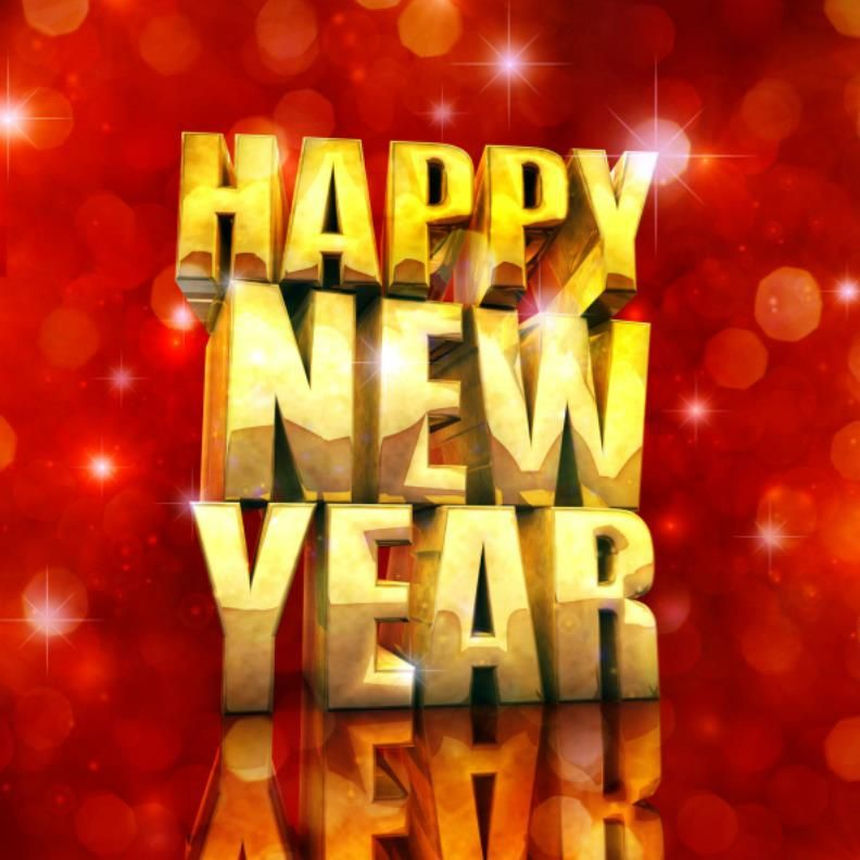 Happy New Year!    May 2012 bring you good health, prosperity and peace!