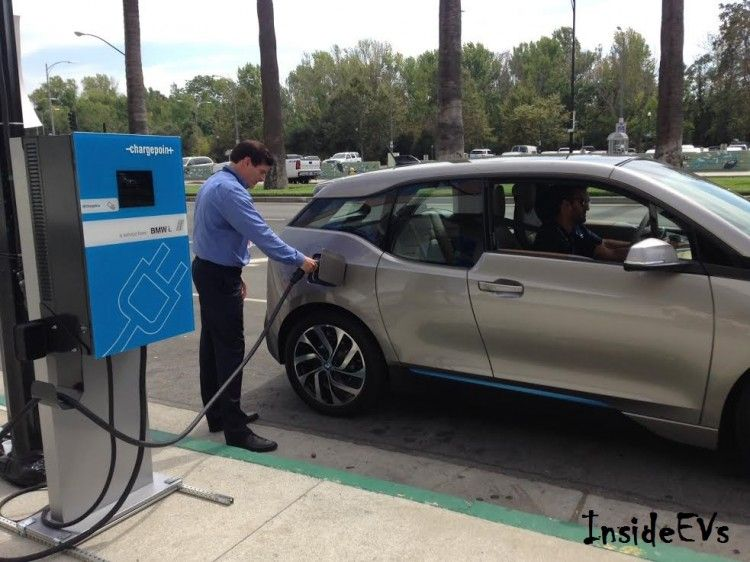 BMW Launches New Low Cost DC Fast Chargers From 6,458