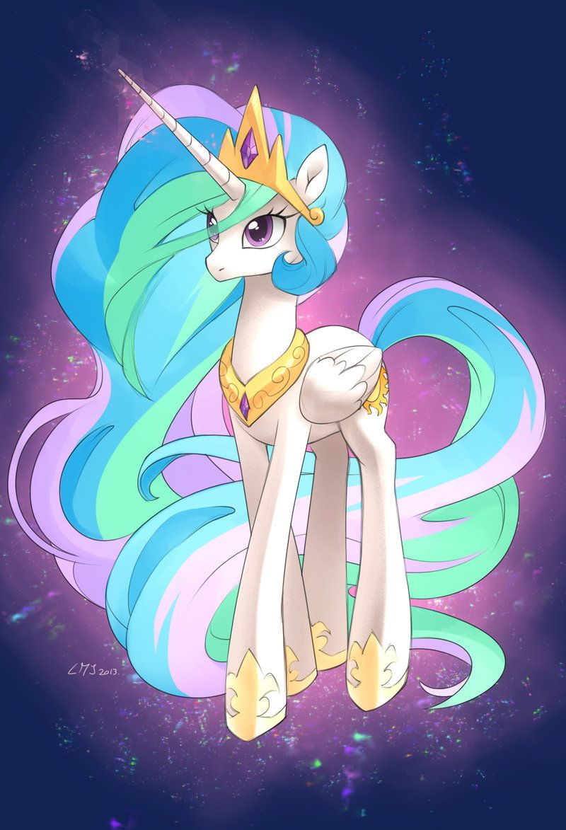 Картинки принцеса селестия