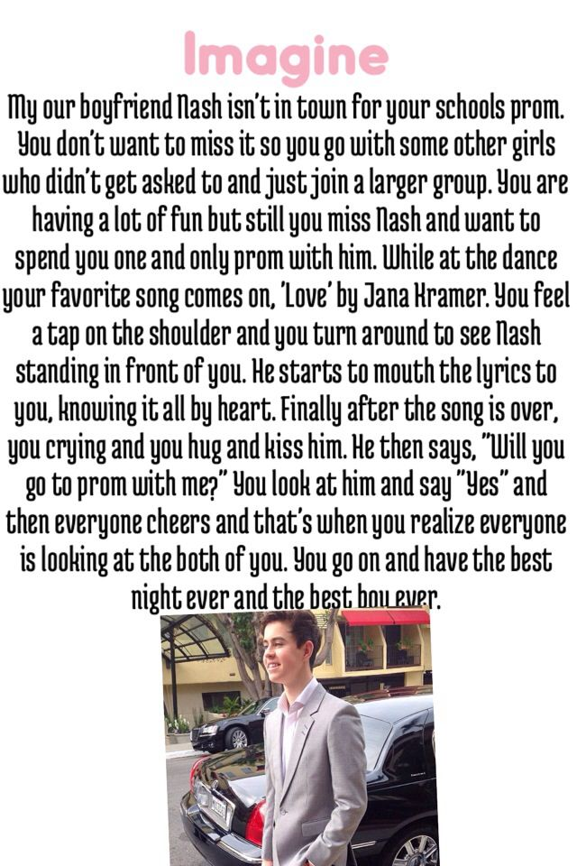 Nash Grier Imagine for @Bieberfever2173 all credit to @emilysu13 awesome imagine again!