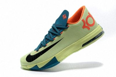 4b94db10f221 KD VI All Star Liquid Lime Obsidian Sport Turquoise Total Crimson ...