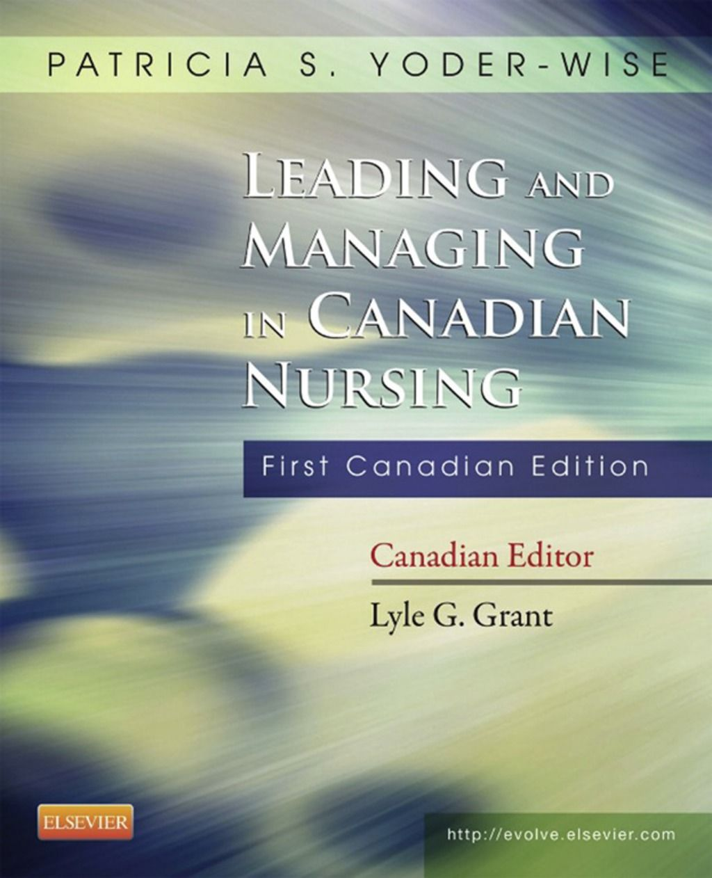 Leading and Managing in Canadian Nursing (eBook) in 2020