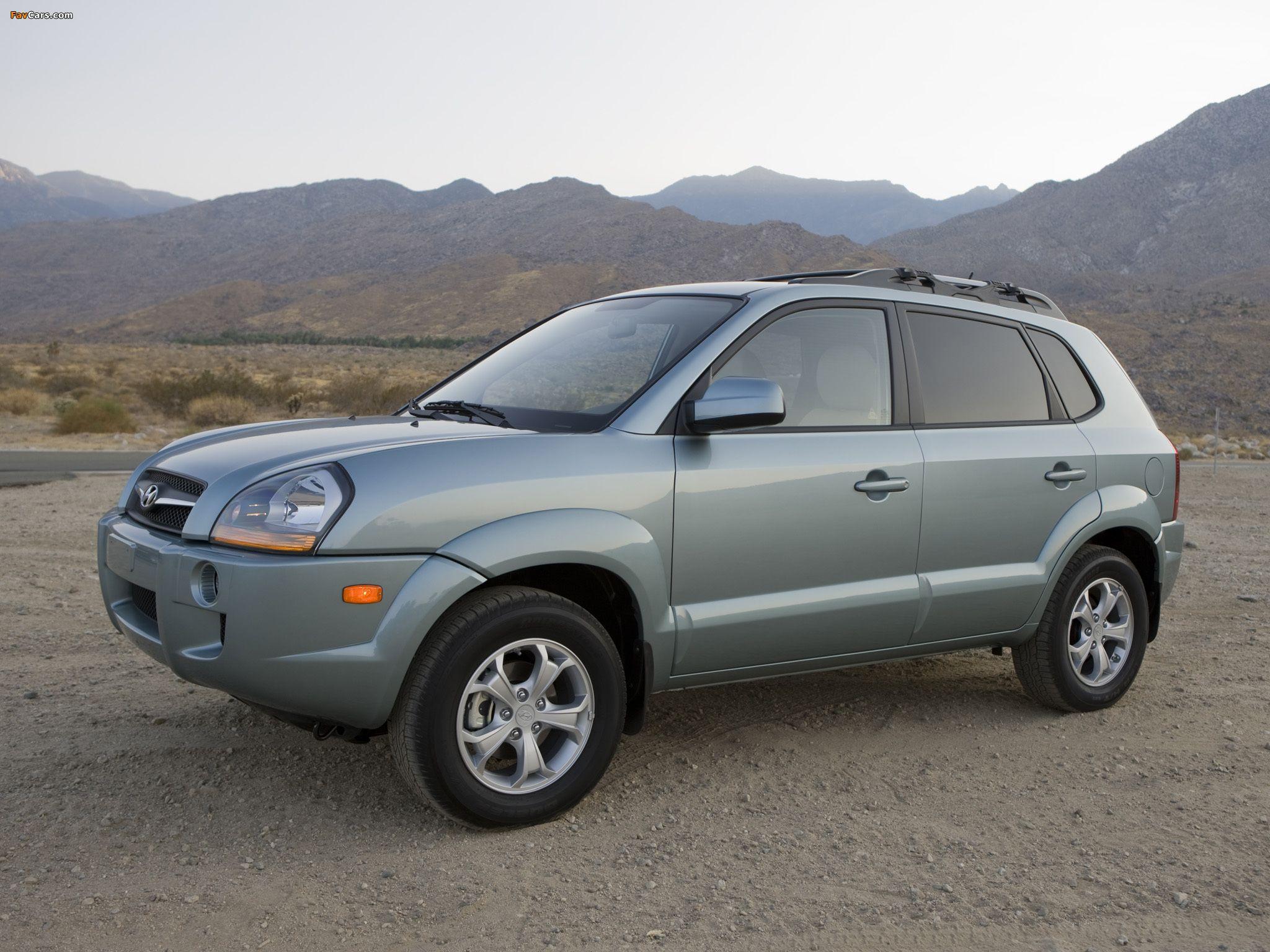 Pictures Of Hyundai Tucson Us Spec 2005 09 Hyundai Tucson Hyundai Tucson