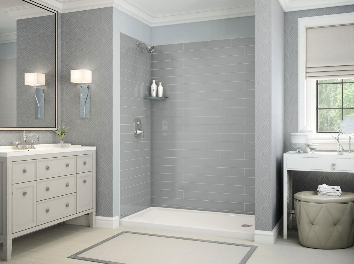 Shower Design In 4 Steps Online Planning Tool By Maax Shower Tub Small Bathroom Renovations