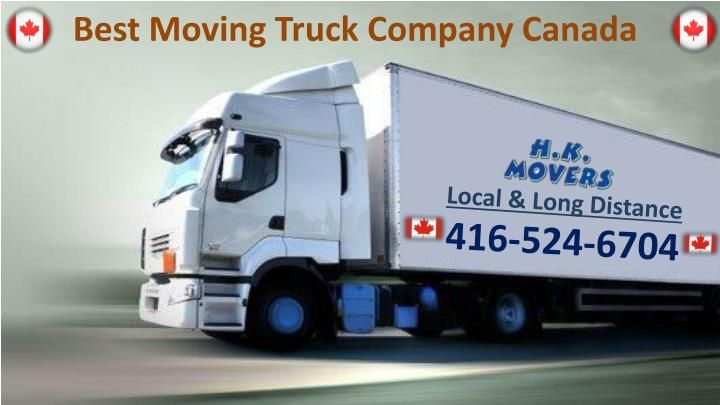 Moving Truck Companies >> Best Moving Truck Company In Brampton On Best Moving Truck
