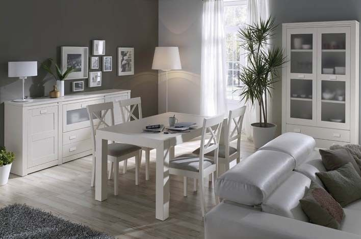 Conjunto sal n modelo l 12089943 merkamueble salones - Vitrinas merkamueble ...