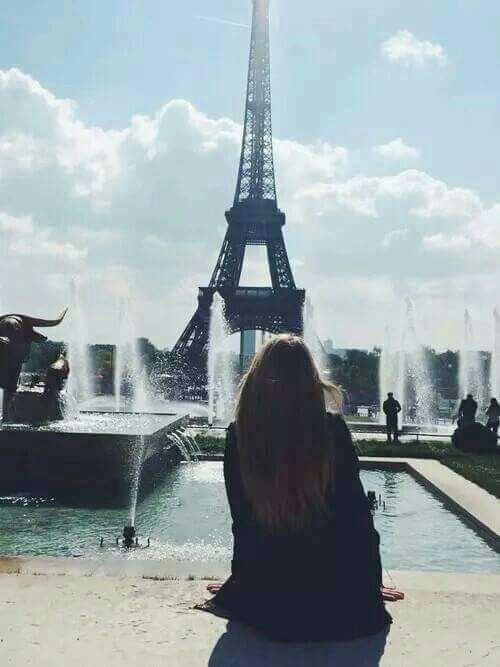 Pin By Aya Ahmed On صور برج ايفيل Eiffel Tower Tower Photo Quotes