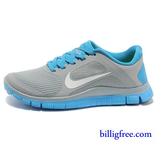 nike free run 4.0 grau and teal