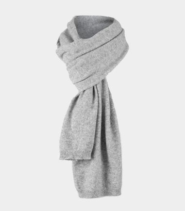 07ff6f2d8 Woolovers - CASHMERE & MERINO SCARF (REF - P1) 30% cashmere / 70 ...