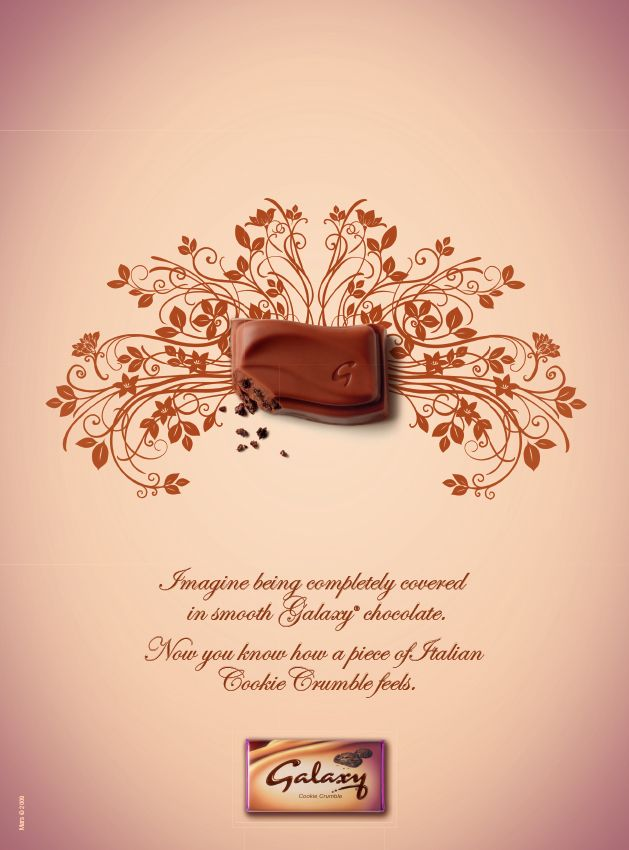 Top Ad Agency Tbwa Commission Galaxy Chocolate Advertising Campaign