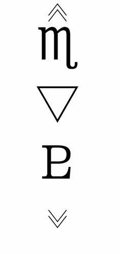 scorpio astrological symbol images