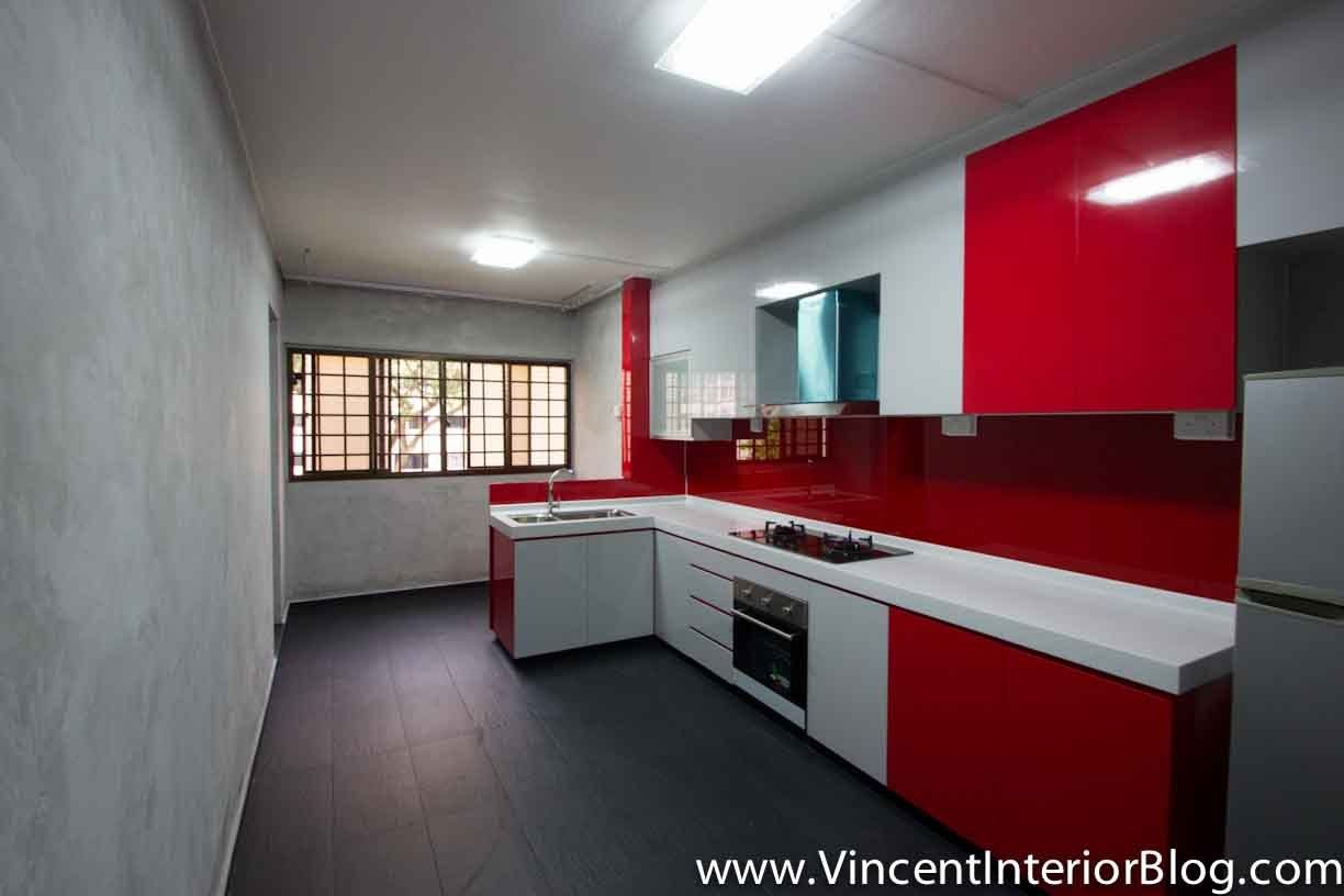 4 room hdb design singapore google search our little for Kitchen ideas hdb