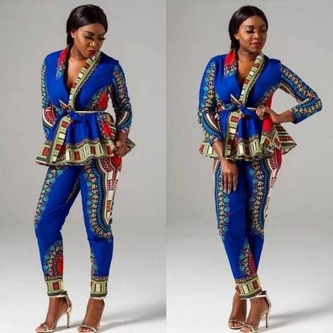 30 Fashionable Ankara Styles & African clothing for women #ankarastil 30 Fashionable Ankara Styles & African clothing for women - Reny styles #afrikanischerdruck