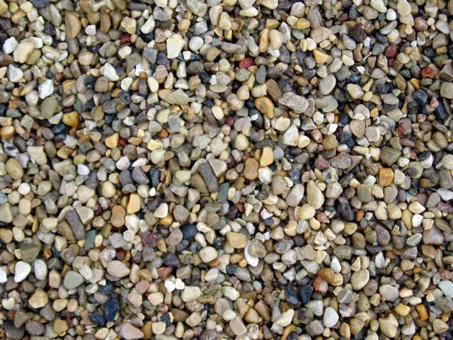 Pea Gravel 3 8 Washed Ca 16 Pea Gravel Stone Siding Stone