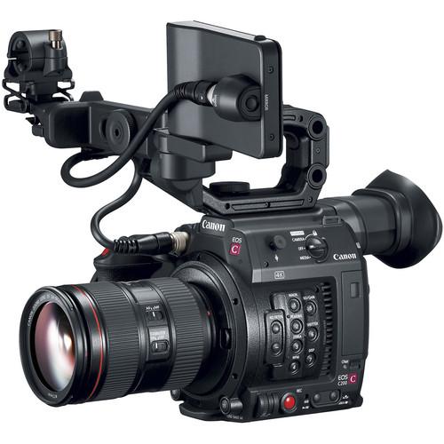 Canon Announces Eos C200 Internal 4k Raw At Affordable Price Cinema Camera Canon Camera Models Canon Camera