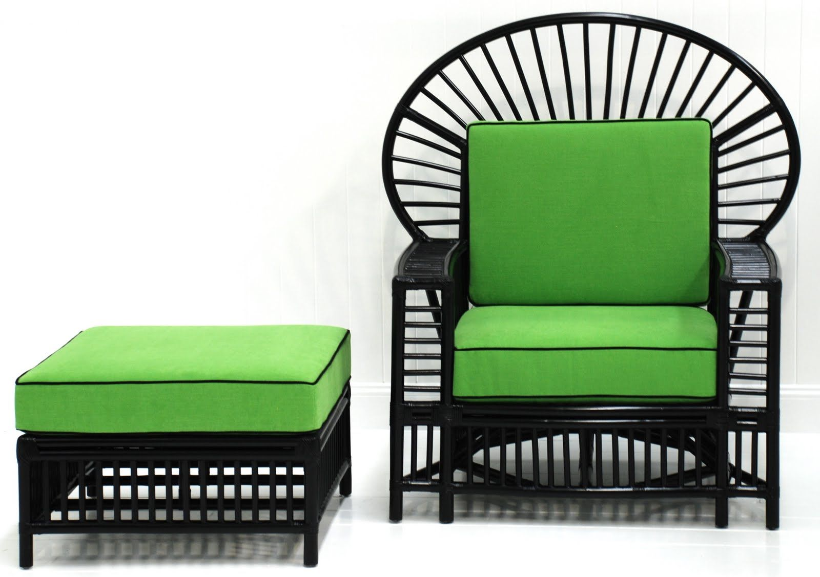 Verandah House Rattan Furniture   Fabulous Colors!