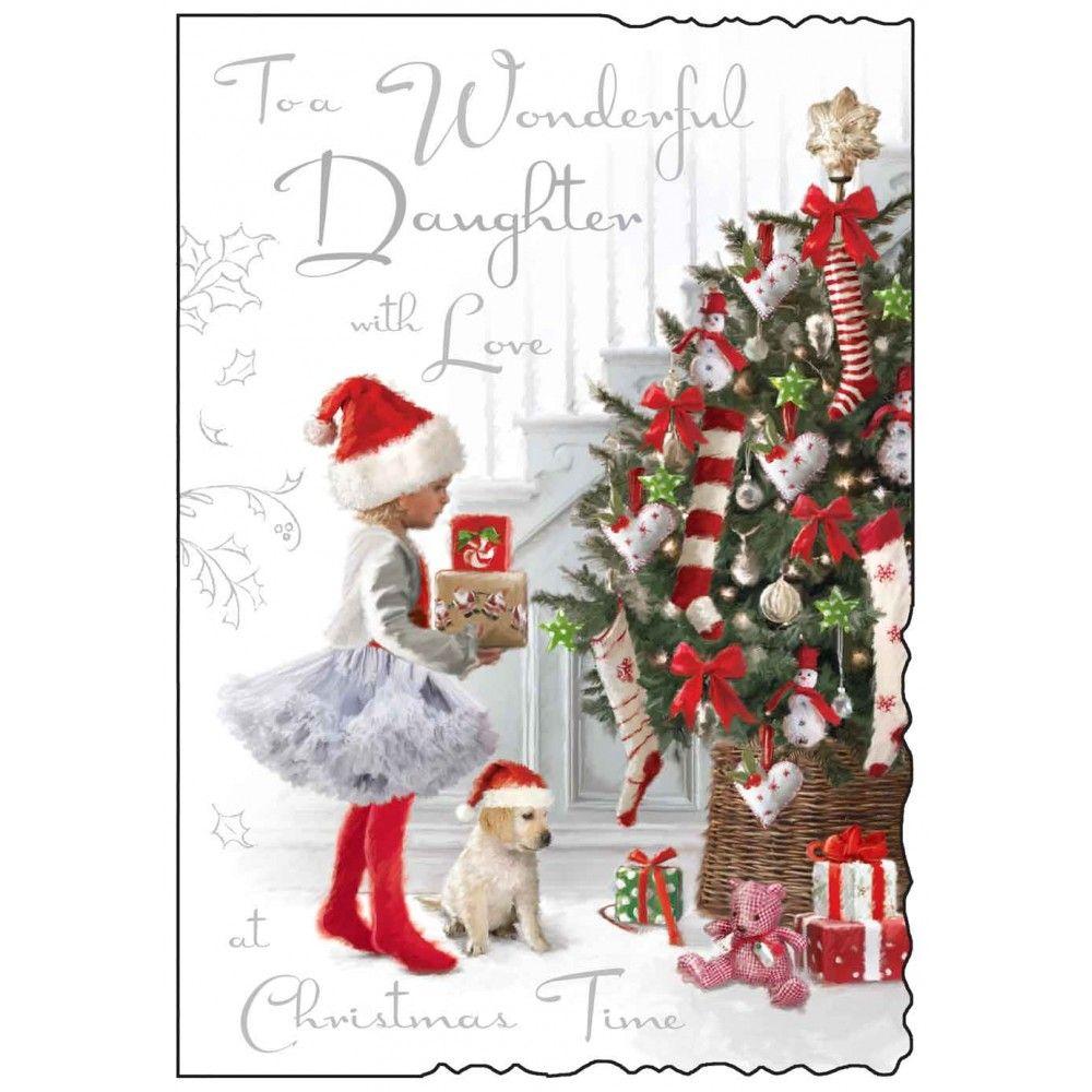 Christmas Tree Illustration Glodenretriver Albero Di Natale By