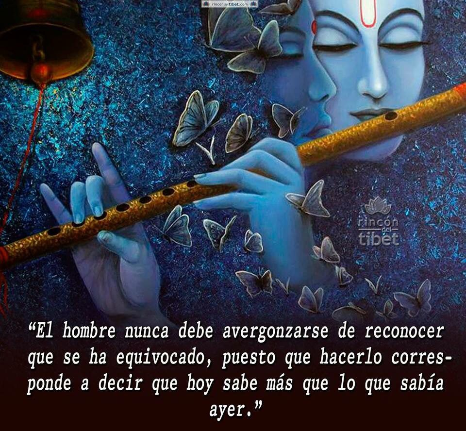 Frases Quotes Krishna Painting Lord Krishna Wallpapers