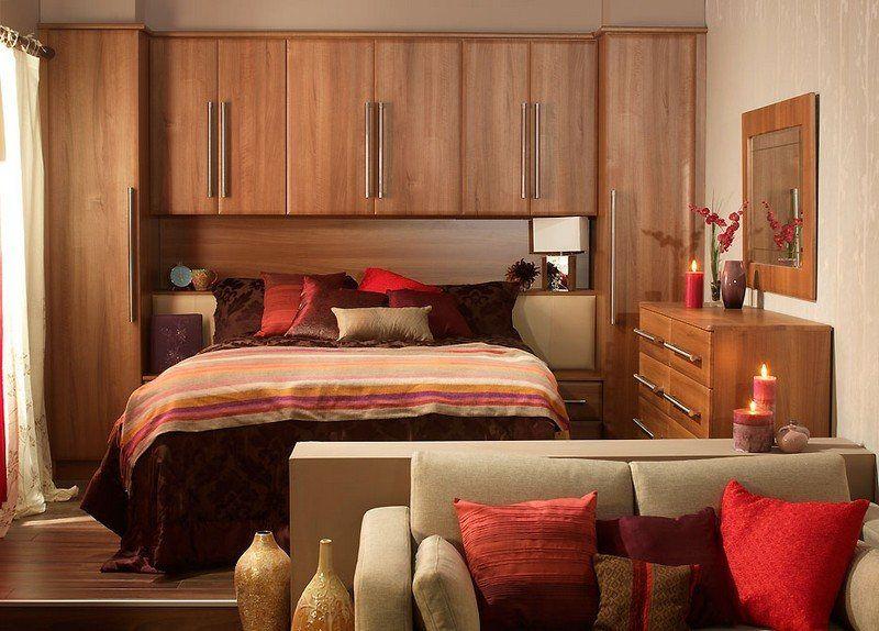 dressing pour petite chambre id es fonctionnelles modernes am nagement d co chambre meuble. Black Bedroom Furniture Sets. Home Design Ideas