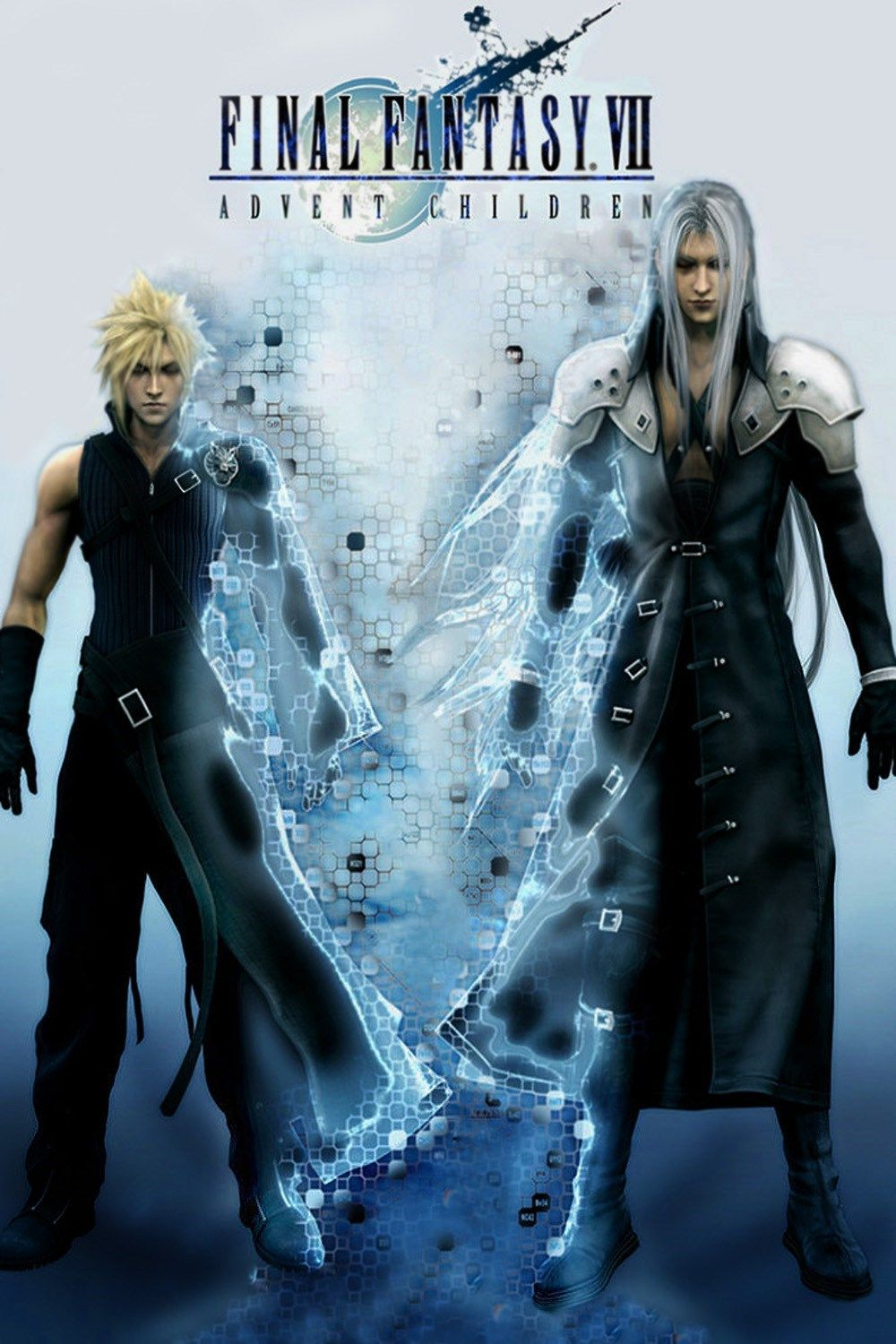 pel cula final fantasy advent children mega identi
