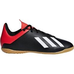 Photo of Adidas kids soccer shoes Hall X 18.4 In, size 38 in black adidasadidas