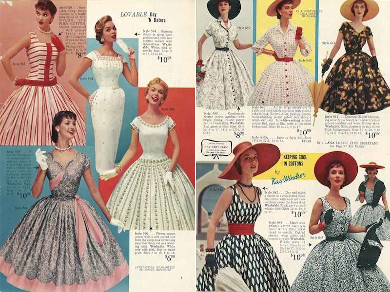 best deals on exceptional range of colors hoard as a rare commodity Image result for 1950s summer dresses | Picnic - costume ...