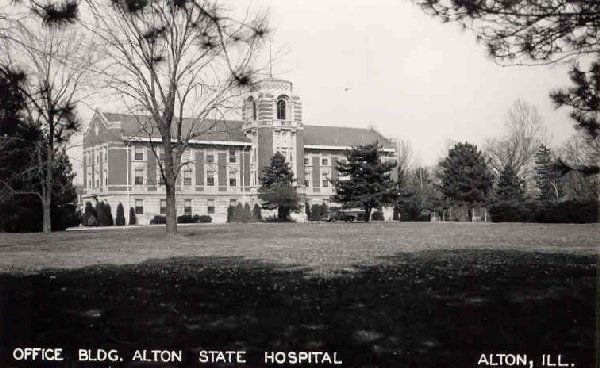 Mental Health Hospital-Alton