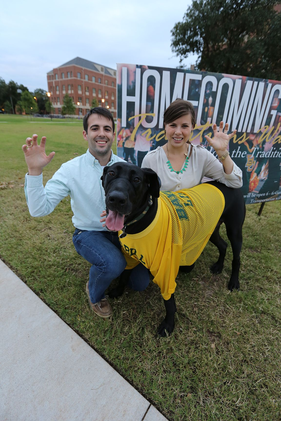 newest 707ff 3eb84 SicEm!! Throw your Baylor Line jersey on your dog for Baylor ...