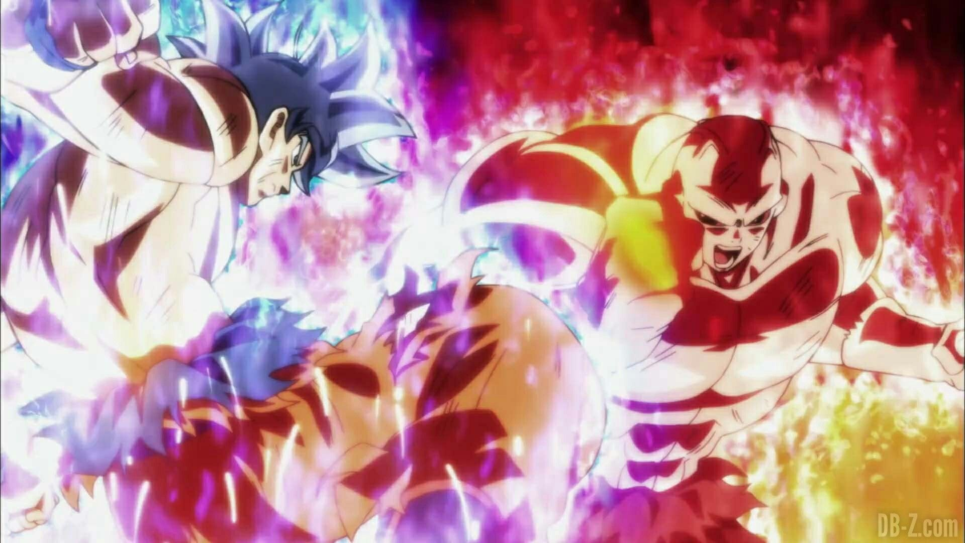Goku Vs Jiren Dragon Ball Z Dragon Ball Super Dragon Ball