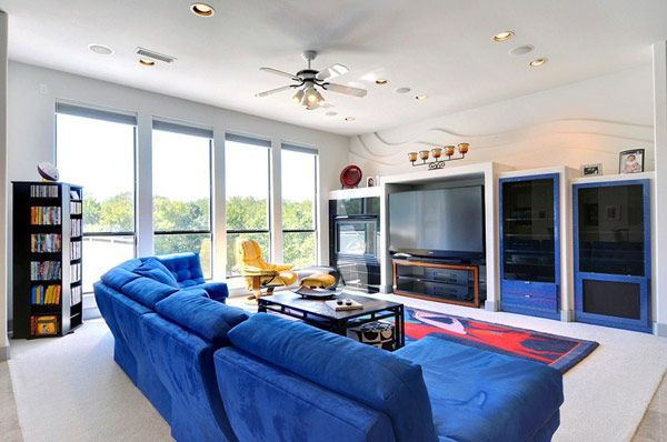 Video game room Future House Pinterest Dallas, Texas and Video