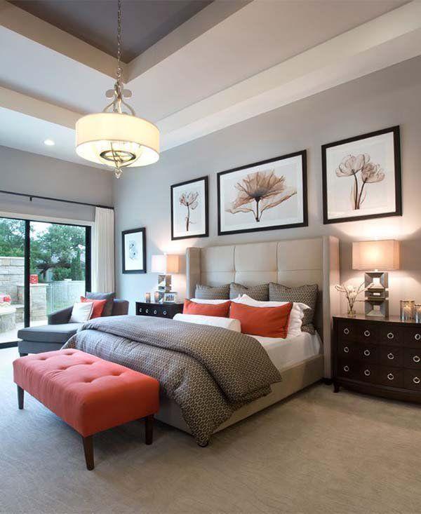 16 Relaxing Bedroom Designs For Your Comfort: Style Your Bedroom For Comfort & Relaxation #bedroom