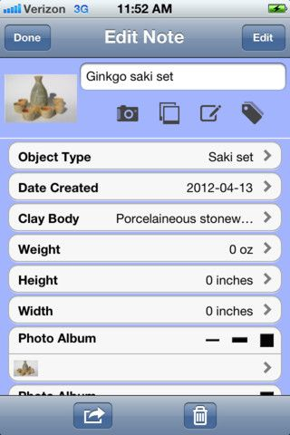 This is a free app for ~ iPad, iPhone or Android called   Pottery