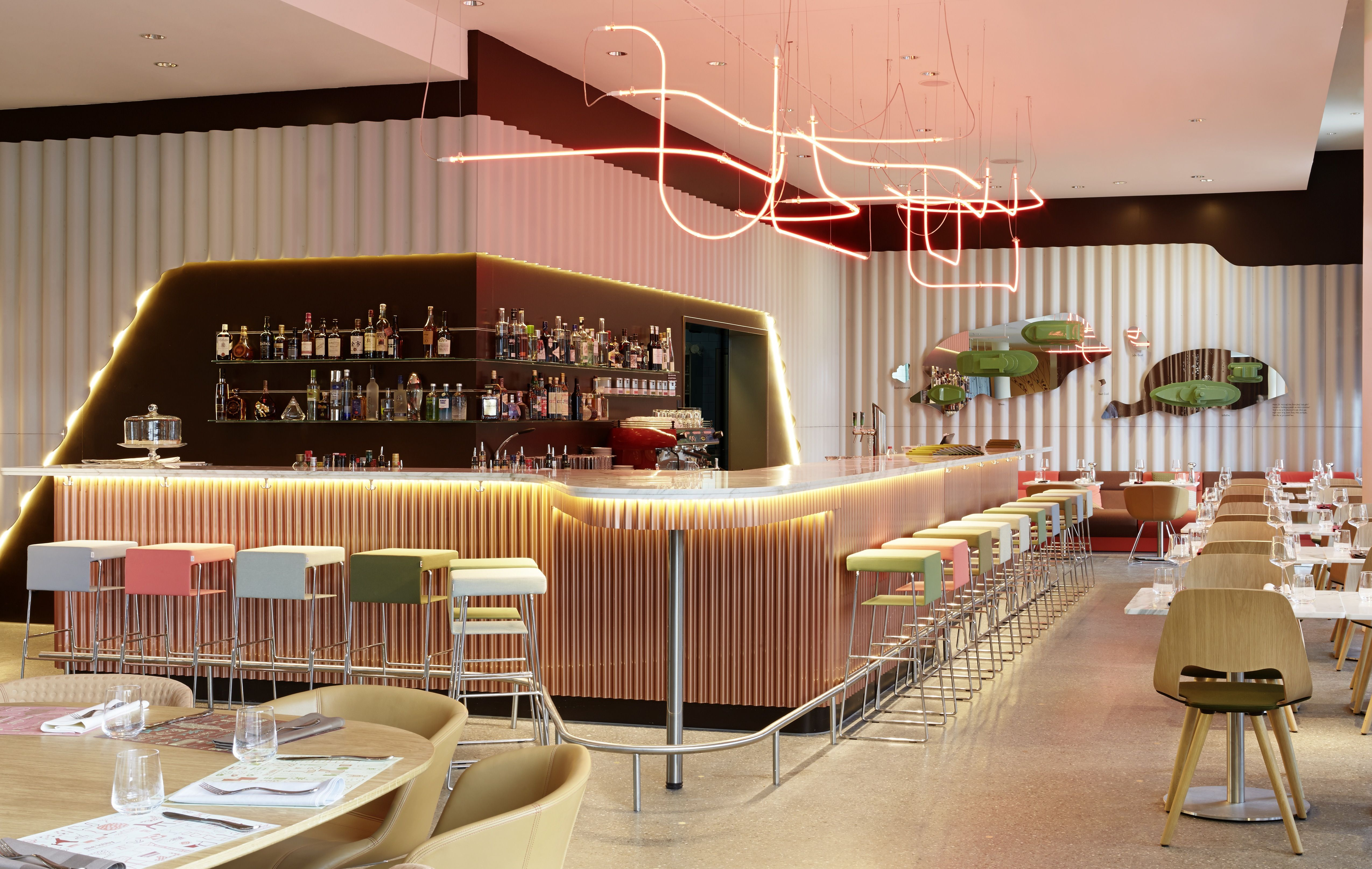 Global Inspiration Design Gastro Design  Zurich Gone Retro