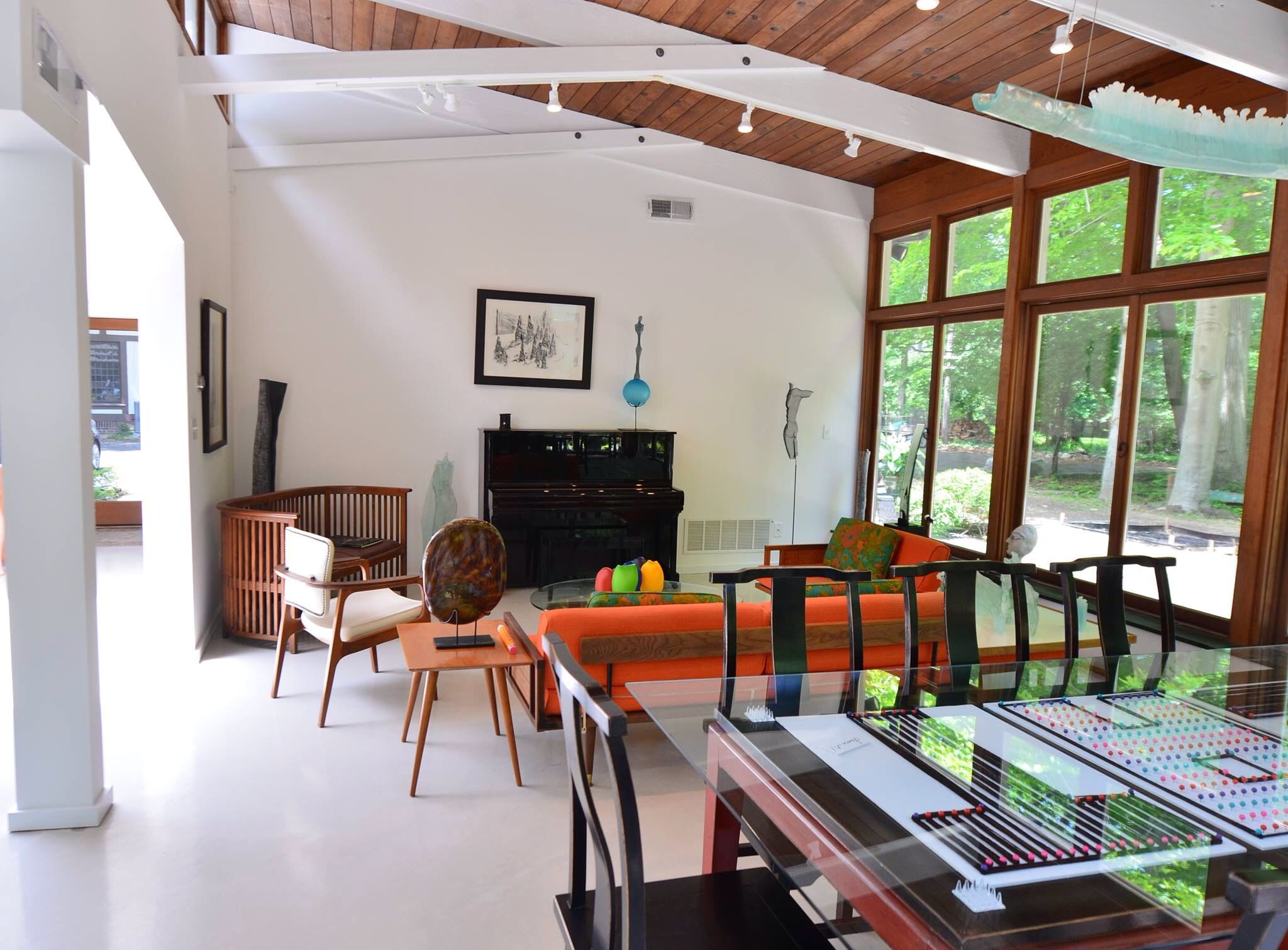 Our Mid Century Modern Uniqueness Bnb In Cleveland Hts OH Http://airbnb