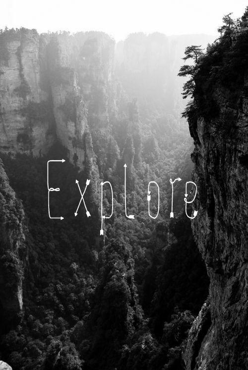 Black And White Tumblr Pics Travel Google Sogning Zhangjiajie Schone Orte Landschaft