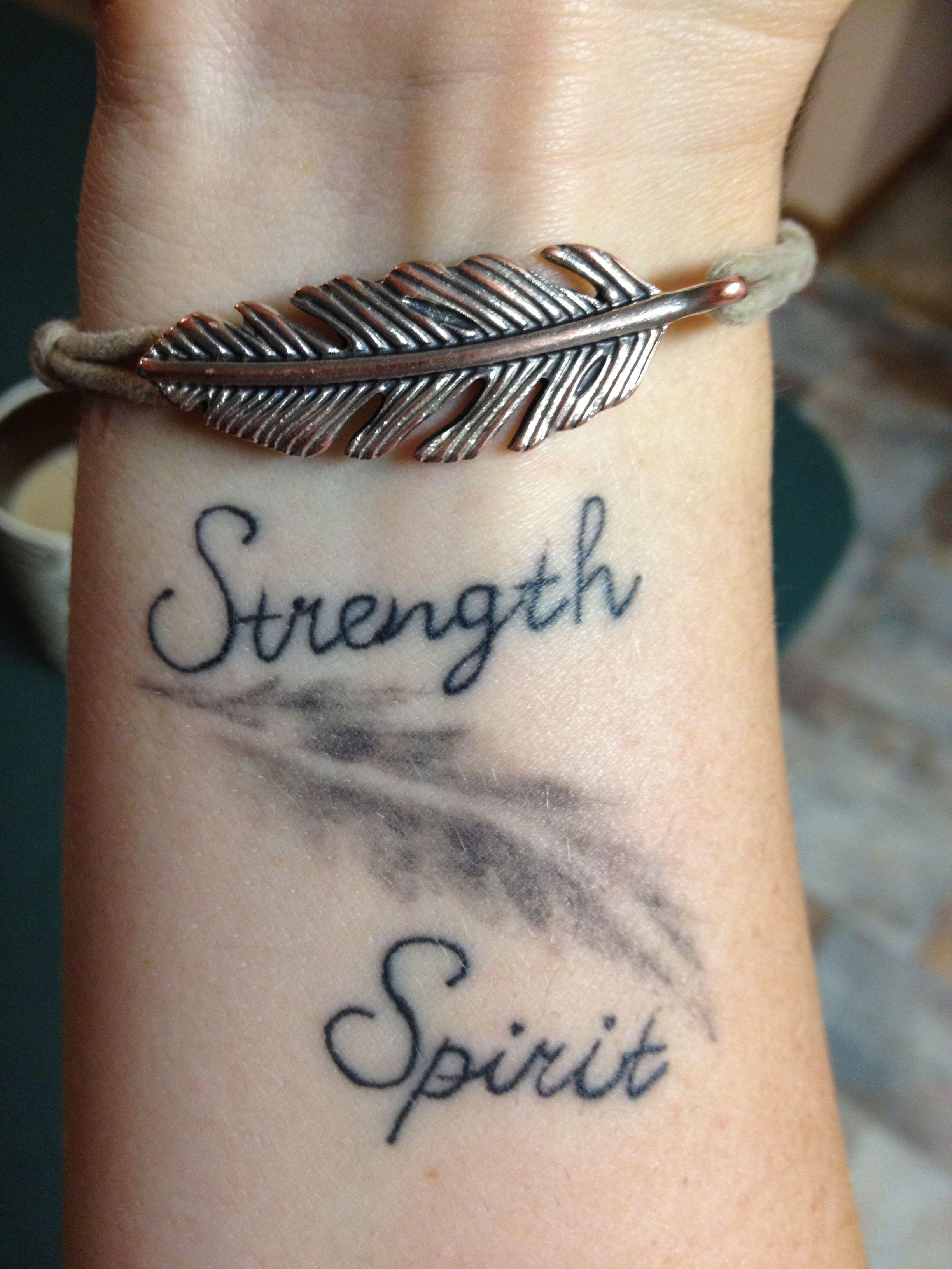 My Feather Tattoo My Wrist Rip Jack J You Give Me