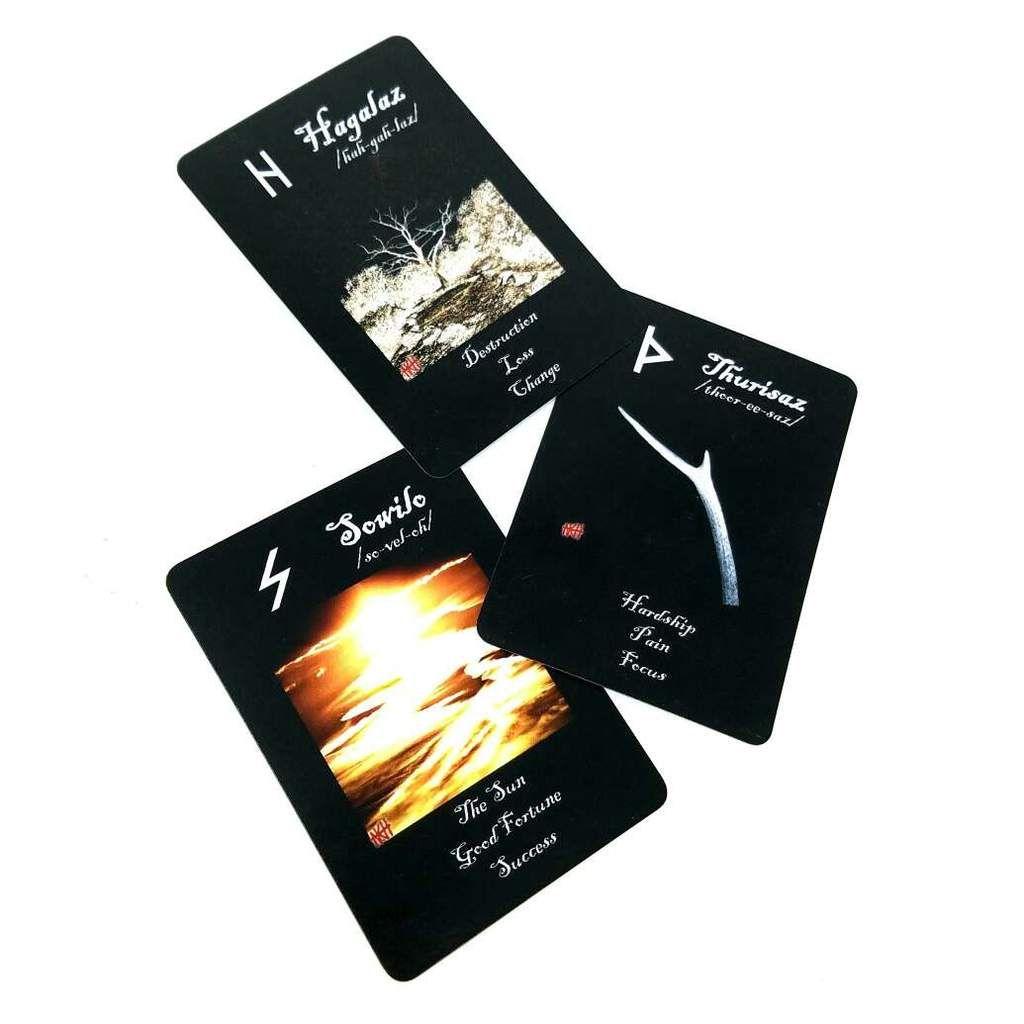 Rune Gata Secret Pathway Deck In 2020 Runes Viking Runes Blank Cards