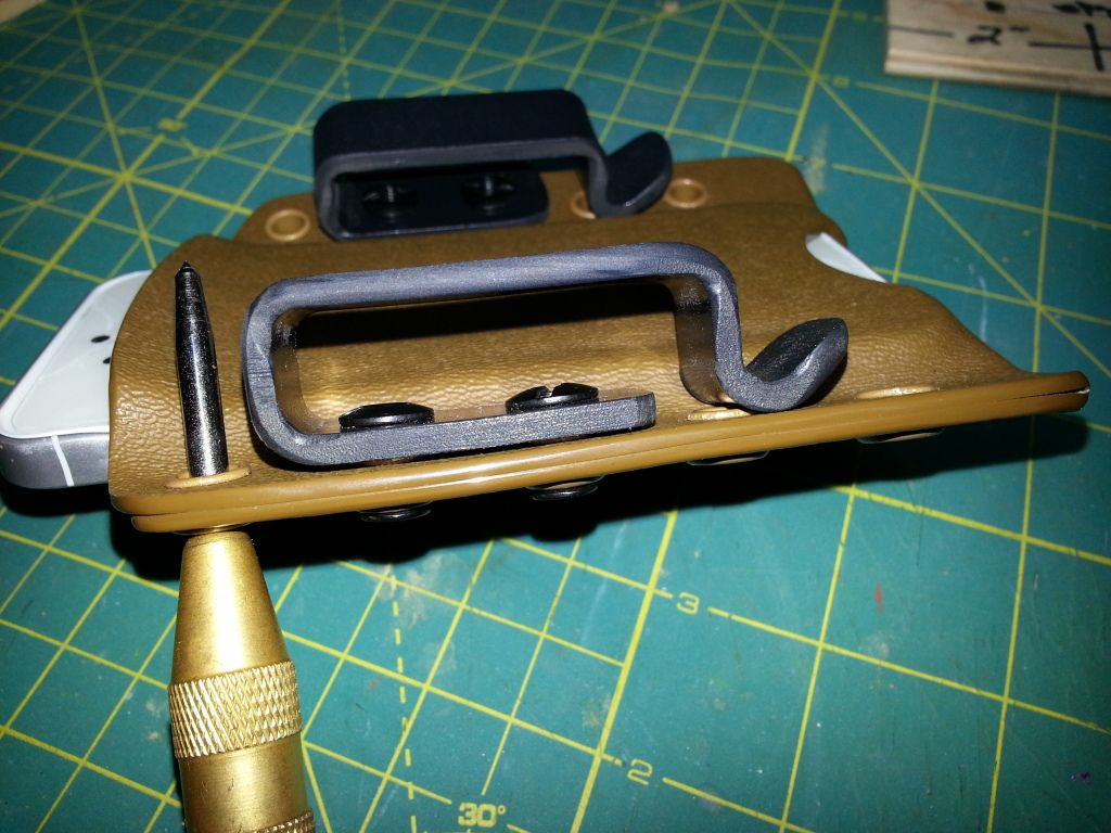 95 best kydex images on pinterest kydex holster products and garages do it yourself kydex belt loop detail solutioingenieria Images