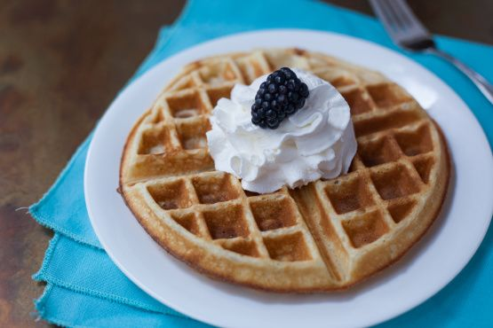 The Best Belgian Waffles Recipe Food Com Recipe Best Belgian Waffle Recipe Belgian Waffles Recipe Belgian Waffles