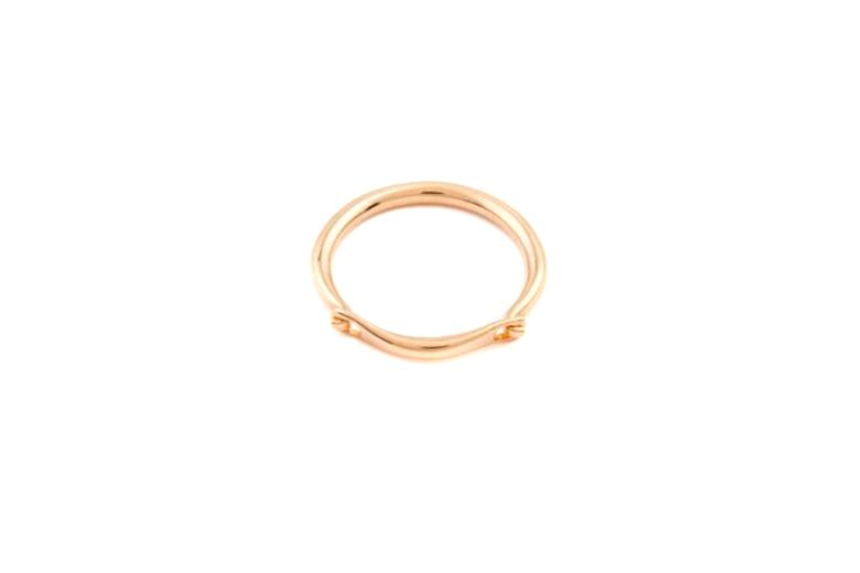 HELENA ROHNER ~ Goldplated Ring