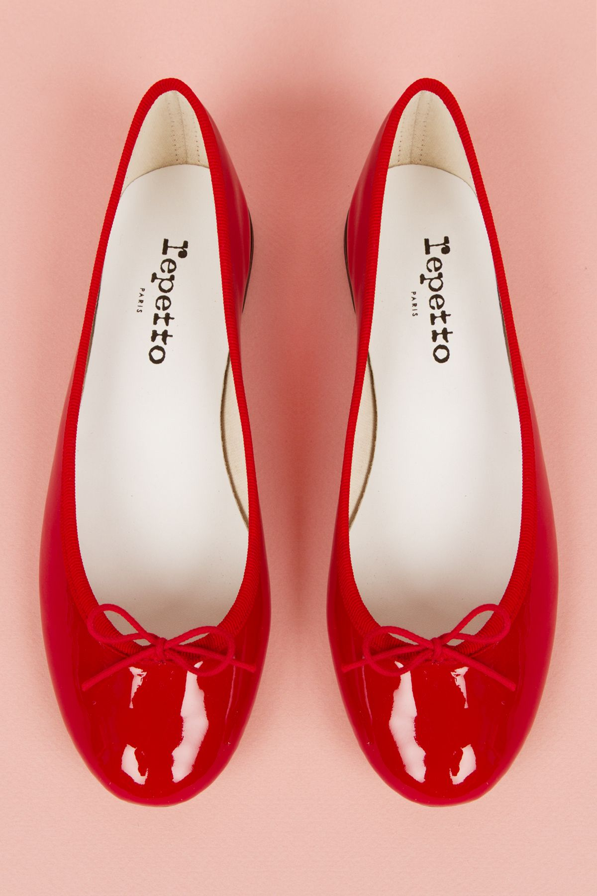 8b4948da7ddf Red Repetto flats | Shoes? Sure. in 2019 | Shoes, Fashion, Sock shoes