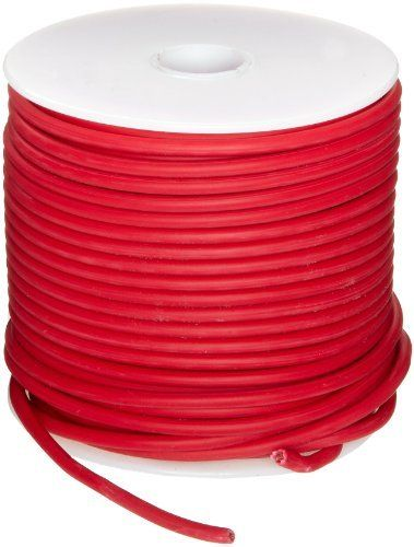 Gxl Automotive Copper Wire Red 14 Awg 0 0641 Diameter 100 Length Pack Of 1 By Small Parts 35 1 Electrical Wiring Electrical Wire Connectors 10 Things