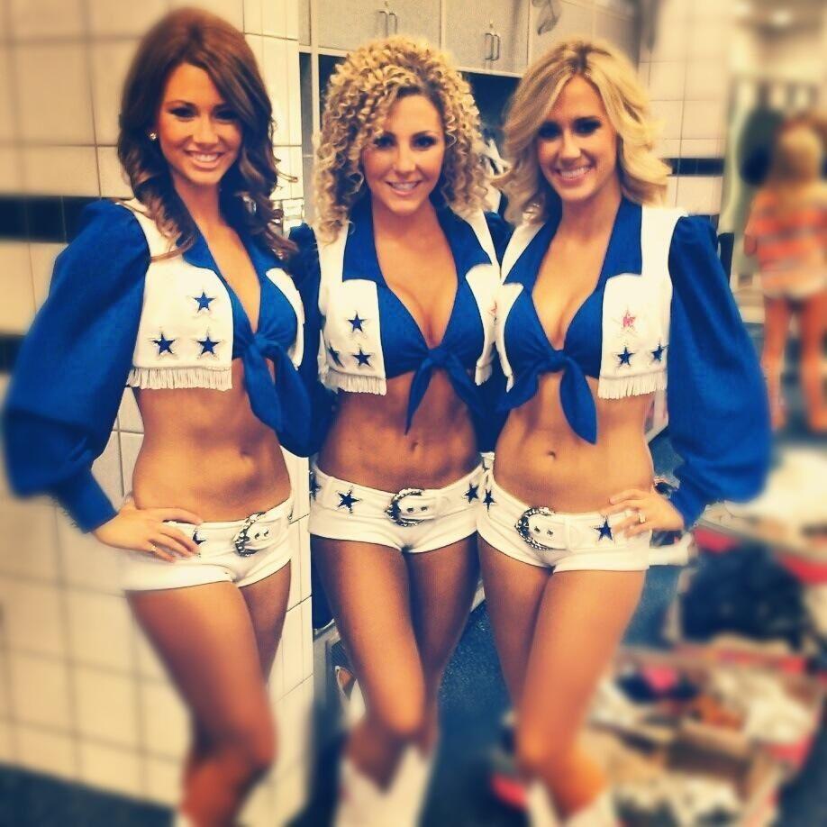 Dallas cowboy cheerleader naked