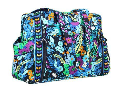 Vera Bradley Make A Change Baby Bag Midnight Blues Bags Diaper